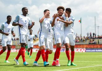 England U-17 national team (Photo courtesy: FIFA U-17 World Cup India 2017 LOC)