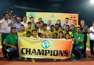 GFDC Rising Stars finish with Inter-Centre League finals (Photo courtesy: GFDC)