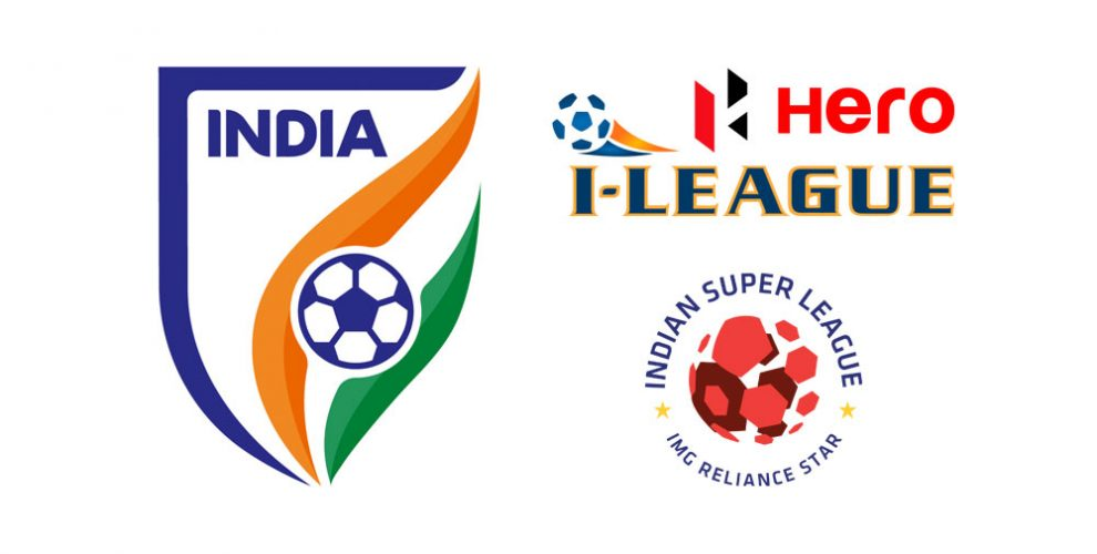 All India Football Federation (AIFF) - I-League - Indian Super League (ISL)