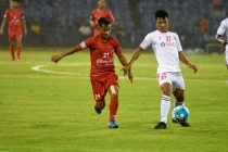 Aizawl FC maintain winning streak in Federation Cup (Photo courtesy: AIFF Media)