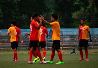 East Bengal Club U-18 team (Photo courtesy: AIFF Media)