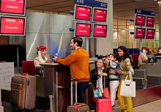 "Emirates' ""Together"" initiative focuses on innovative yet practical solutions to improve traveller experience at its Dubai (DXB) hub. (Photo courtesy: Emirates)"