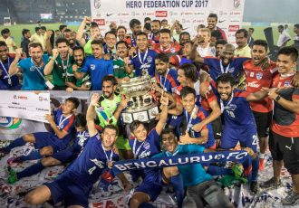 Bengaluru FC edge out Mohun Bagan to win Federation Cup (Photo courtesy: Bengaluru FC)
