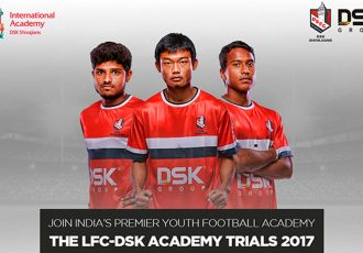 LFC-DSK Academy announces Open Trials in Pune (Image couretsy: DSK Shivajians FC)