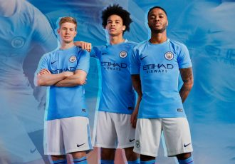 50 years on, Nike reinvents a classic for Manchester City's 2017-18 Home Kit (Photo courtesy: Nike)