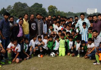 Mohammedan Sporting Club to organise a two-day Grassroots Training Camp (Photo courtesy: Mohammedan Sporting Club)