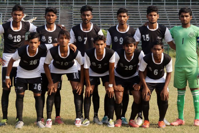 Mohammedan Sporting Club U-19 team (Photo courtesy: Mohammedan Sporting Club)