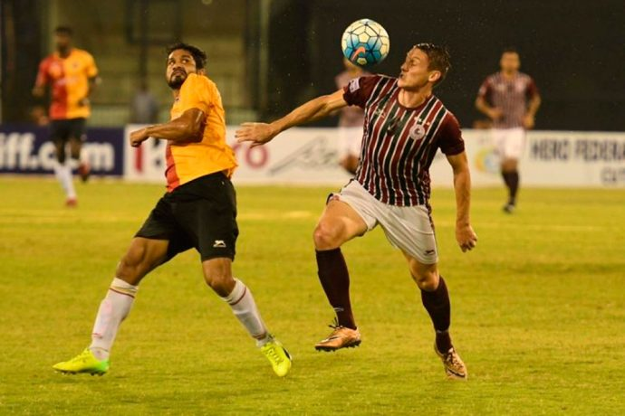 Mohun Bagan see off East Bengal to reach Federation Cup final (Photo courtesy: AIFF Media)