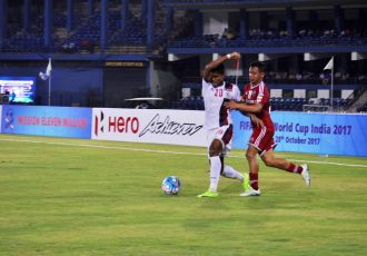 Mohun Bagan beat Shillong Lajong 3-2 in Federation Cup encounter (Photo courtesy: Shillong Lajong FC)