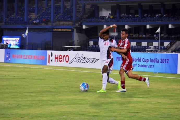 Mohun Bagan beat Shillong Lajong 3-2 in Federation Cup encounter (Photo courtesy: Shillong Lajong FC)