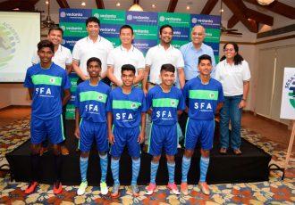 Sesa Football Academy goes national, to identify & develop international level footballers (Photo courtesy: Sesa Football Academy)