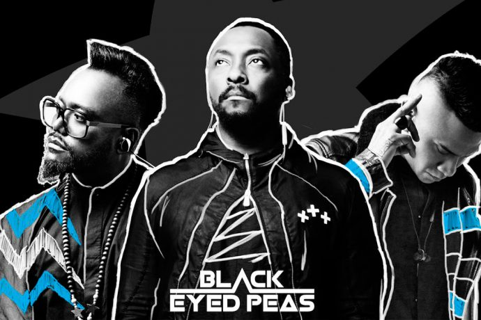 UEFA and Pepsi celebrate football fandom at UEFA Champions League Final Opening Ceremony feat. The Black Eyed Peas Live (Photo courtesy: PepsiCo)