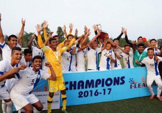 AIFF Elite Academy beat East Bengal to clinch U-18 I-League title (Photo courtesy: AIFF Media)