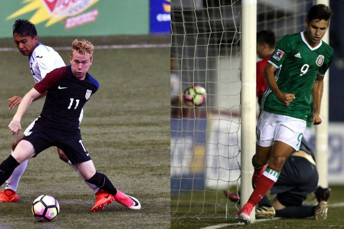 USA and Mexico seal CONCACAF spots for FIFA U-17 World Cup India 2017 (Photo courtesy: FIFA U-17 World Cup India 2017 LOC)