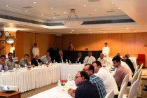 AIFF Executive Committee Meeting in Mumbai (Photo courtesy: AIFF Media)