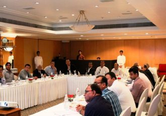 AIFF Executive Committee Meeting in Mumbai (Photo courtesy: AIFF Media)