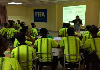 FIFA Fitness Course for Referees concludes in Gwalior (Photo courtesy: AIFF Media)