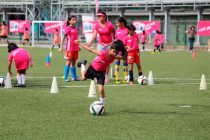 Football on the rise in India through FIFA Live Your Goals (Photo courtesy: AIFF Media)