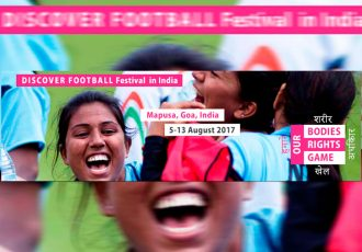 Discover Football to host Women's Rights and Football Festival 2017 in Goa (Photo courtesy: Discover Football)