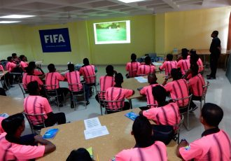 FIFA Fitness Course for Referees kicks-off in Gwalior (Photo courtesy: AIFF Media)