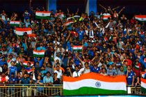 Indian national team fans (Photo courtesy: AIFF Media)