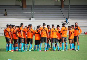 Indian National Team (Photo courtesy: AIFF Media)