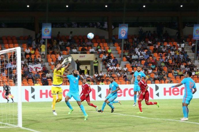 India defeat Nepal 2-0 to continue winning streak (Photo courtesy: AIFF Media)