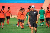 Indian national team Head Coach Stephen Constantine (Photo courtesy: AIFF Media)