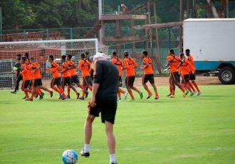 Indian National Team (Photo courtesy: AIFF Media)