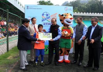 Mission XI Million takes over picturesque Sikkim with marquee festival (FIFA U-17 World Cup India 2017)