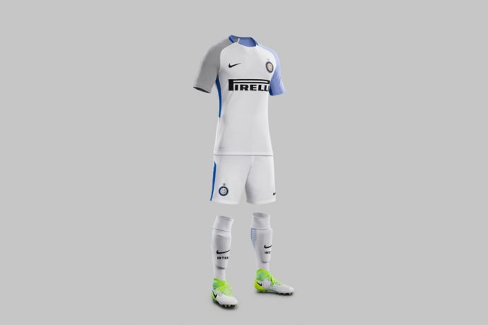 Nike presents FC Internazionale Milano Away Kit 2017-18 (Photo courtesy: Nike)