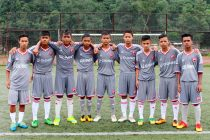 Shillong Lajong FC sign youngsters for their Under-15 Team (Photo courtesy: Shillong Lajong FC)