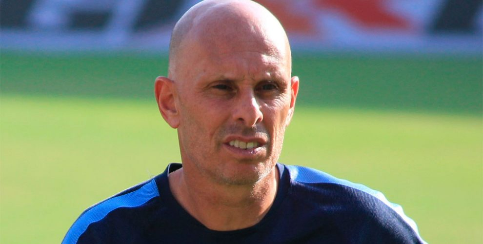 Indian national team coach Stephen Constantine (Photo courtesy: AIFF Media)