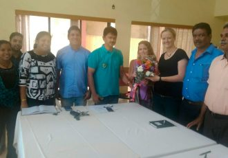 Germany's Discover Football and Goa FA to sign MoU to develop Women's Football (Photo courtesy: Goa Football Association)