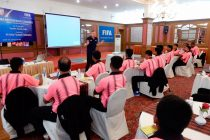 MA Refereeing Courses kicks off in Kochi (Photo courtesy: AIFF Media)