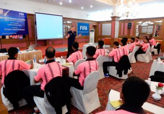 MA Refereeing Courses kicks off in Kochi (Photo courtesy: AIFF Media)