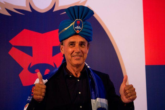 Delhi Dynamos FC head coach Miguel Angel Portugal (Photo courtesy: Delhi Dynamos FC)