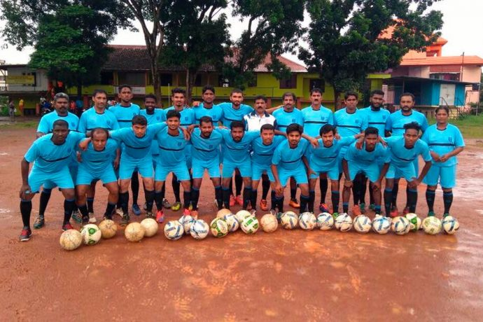 Kerala Blasters and KFA conduct 5th AIFF D License Course in Pathanamthitta (Photo courtesy: Kerala Football Association)