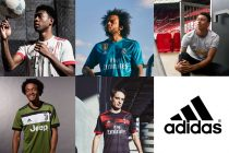adidas launches third jerseys created by fans for 2017/18 season (Photos courtesy: adidas)