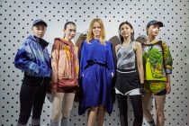 adidas by Stella McCartney previews Fall/Winter 2017 collection in Tokyo (Photo courtesy: adidas)