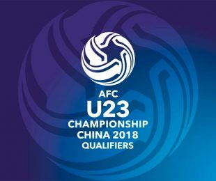 AFC U-23 Championship China 2018 Qualifiers