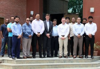 AFC discusses Strategic Planning and Player Compensation Model with AIFF (Photo courtesy: AIFF Media)