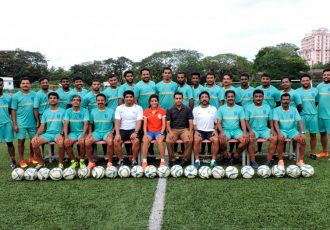 AIFF Grassroots Leaders Course conducted in Kerala (Photo courtesy: AIFF Media)
