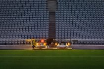 Audi Cup: Audi and Airbnb transform Allianz Arena into a home (Photo courtesy: AUDI AG)