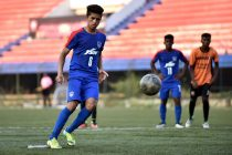 Bengaluru FC's Academy U-18s side in action (Photo courtesy: Bengaluru FC)