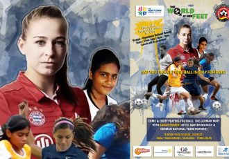 German Football Academy to organise 5-A-Side Football Carnival for Girls