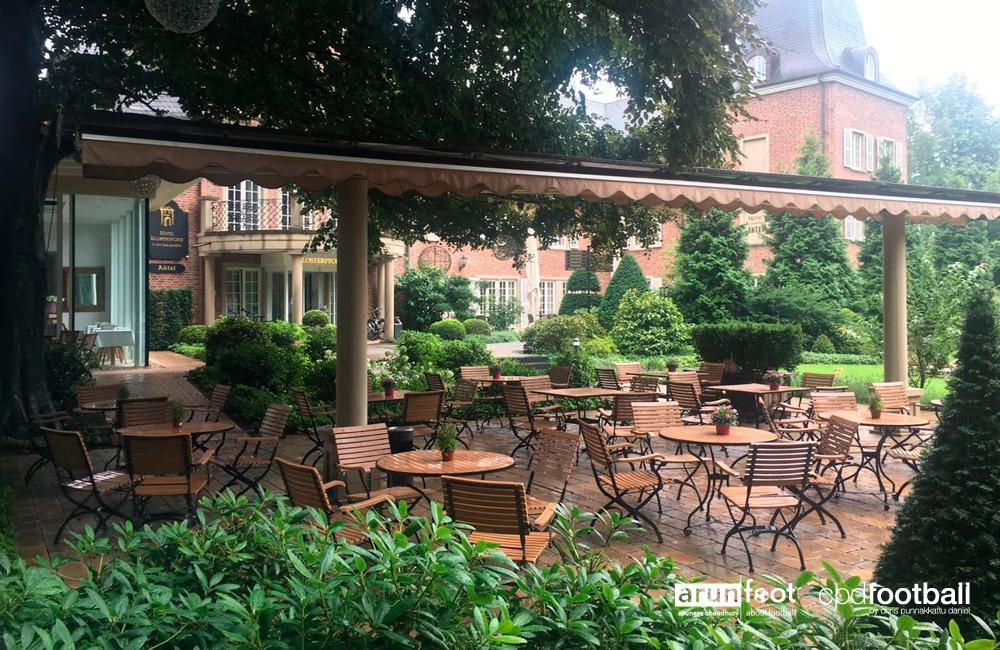 Www Hotel Klosterpforte Marienfeld