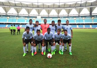 India U-17 national team (Photo courtey: AIFF Media)