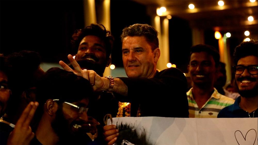 Chennaiyin FC head coach John Gregory (Photo courtesy: Chennaiyin FC)