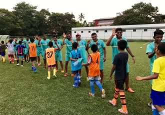 Kerala Football Association leads the way in grassroots initiatives (Photo courtesy: AIFF Media)
